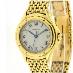 Cougar Ronde, 18kt Yellow Gold, ref.117000 R