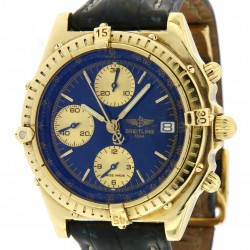 Chronomat, 18 kt yellow gold, ref. 1 3759
