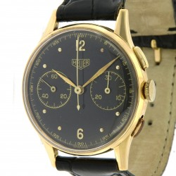 Chrono Vintage, 18kt yellow gold