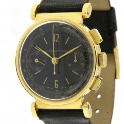 18 kt Yellow Gold Vintage Chronograph, from 30s