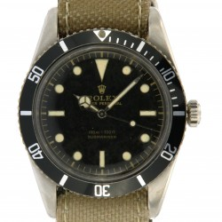 Vintage Submariner, Stainless steel Ref.6536/1