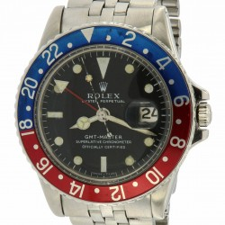 GMT Master ref.1675 Long E Dial, from 1971