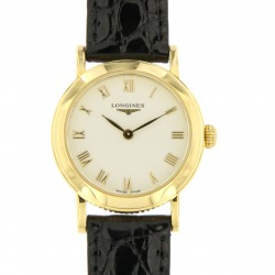 Presence Classic Lady 18kt Yellow gold, Manual Winding, from 90s