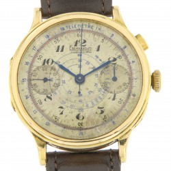 Monopoussoir Chronograph, made in the 1928