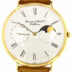 Portofino Moonphase Ref.5251 18kt Yellow Gold, manual winding, from 80s