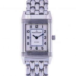 Reverso Petite Taille, Stainless steel, with JLC warranty 2010