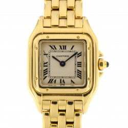 Panthere Lady PM, 18 kt yellow gold, from 80s