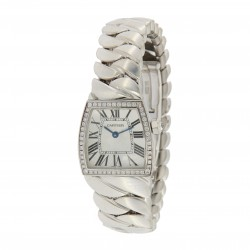 La Dona, lady white gold and Diamond-set Bracelet Watch, Ref.2905