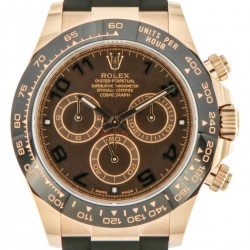 "Daytona ""Chocolate Arabic Numerals"" Oysterflex, ref.116515LN, New, Full set 2020"