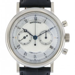 Marine Chronograph 18kt White Gold, ref. 5237, from 2000s