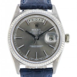 Day Date 18kt white gold Ref. 1803, from 1964