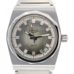 Defy 28800, Stainless Steel, Self-winding, from 70s