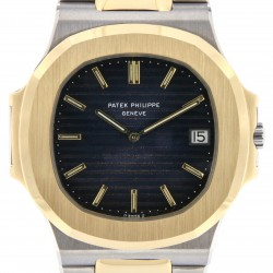 Nautilus Jumbo Vintage Steel and Gold, ref 3700/1, from 1979