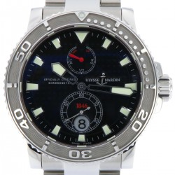 Maxi Marine Diver Stainless Steel, full set