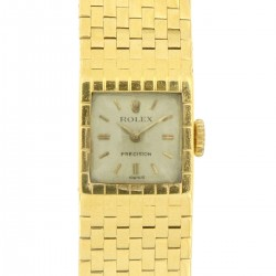 "Vintage Lady Rolex ""Belt"", 18kt Yellow gold, from 50s"