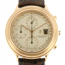 Chronograph Huitieme 18k rose gold