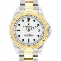 Yacht Master Steel and 18kt Yellow Gold, ref.68623 full set from 1997