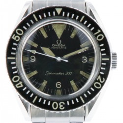 """Seamaster 300 """"Big Triangle"""", ref. 165.024 , from 1968"""