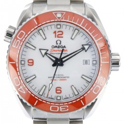 Seamaster Planet Ocean 600m, Stainless Steel, New