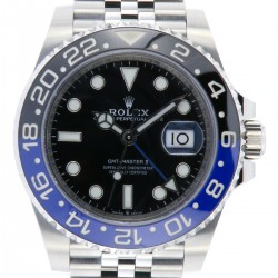 "GMT master II ref.126710BLNR ""Batman"", Jubilee, New"