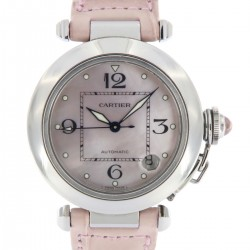 Pasha C Automatic Stainless Steel, Limited Edition Mother of Pearl Dial