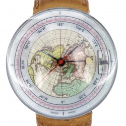 World Time Northern Hemisphere, ref.1521NH Stainless Steel, Full Set