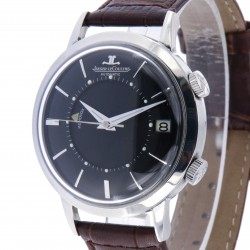 Memovox Automatic Stainless Steel, Black Dial, from 60s