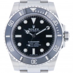 Submariner No Date ref. 114060 New 2020, out of production
