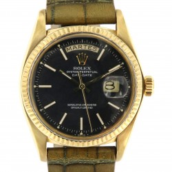Day Date 18kt yellow gold Ref. 1803, from 1974