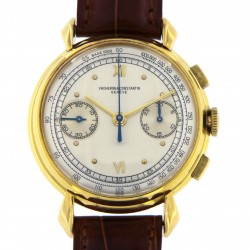 Vintage Chronograph 18kt Yellow Gold, ref.4178, from 40s