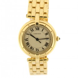 Panthere Ronde GM 18kt yellow gold