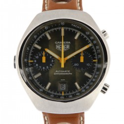 Carrera Ref. 110.573 Automatic Chronograph, from '70