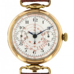 Chronograph Monopusher, plated, from '30