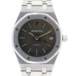 Royal Oak Medium, Stainless Steel, Ref. 14790, Tropical Dial, Full set