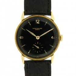 Black Dial ref.1578 18kt yellow gold, General Motors edition