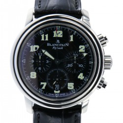Leman Chrono Flyback stainless steel, full set