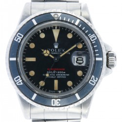 Vintage Red Submariner, ref. 1680, from 1972