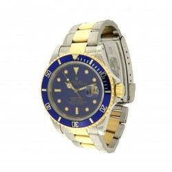 Submariner steel and gold, ref. 16613 from 1990
