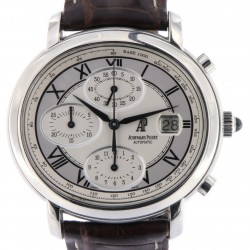 Millenary Chronograph Stainless Steel, ref.25822ST