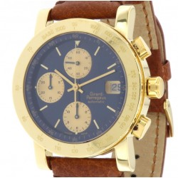 Chronograph Yellow gold, ref. GP 7000 from 90s