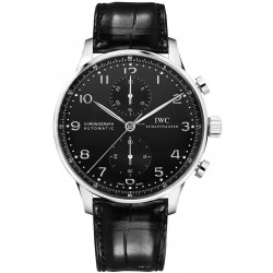 Portuguese Chronograph Ref.IW371447 in stainless steel, new