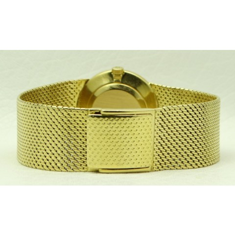 Vintage Lady18 kt yellow gol, ref.3338 from sisties
