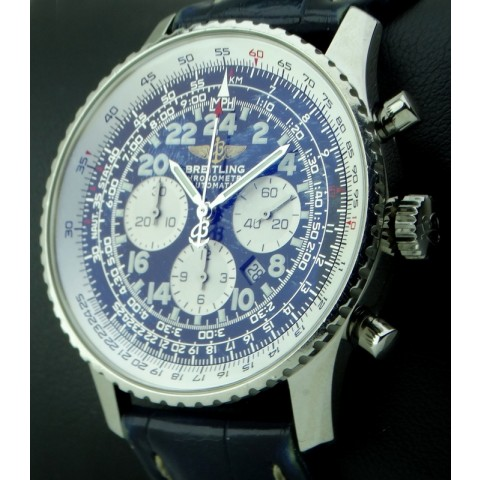 Navitimer Cosmonaute24. ref.A22322 Stainless Steel