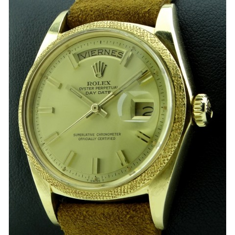 Day Date Ref.1811 18K Yellow Gold, made in 1970