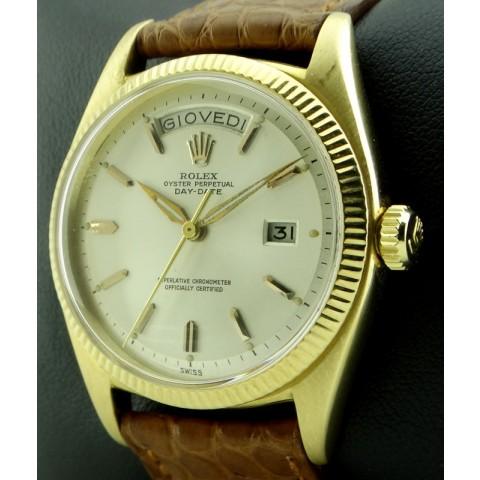 Day Date Superlative Chronometer , 18K yellow gold