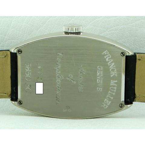 Casablanca Platinum Rotor, ref.5850 SC, 18kt white gold