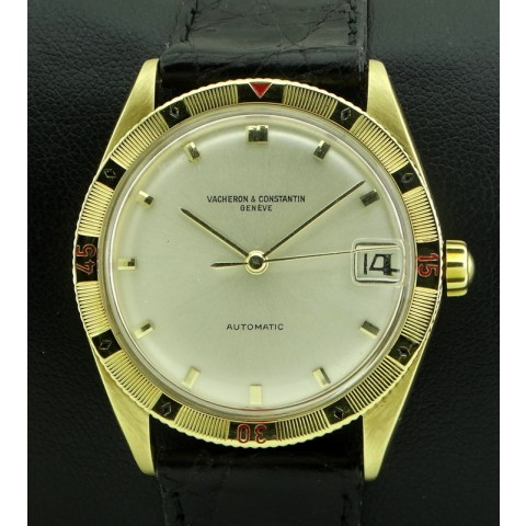 Turnograph Reference 6782 In Yellow Gold