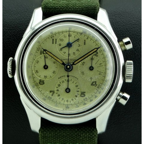 Aero-Compax GMT Chronograph, Ref. 22290, Around 1950
