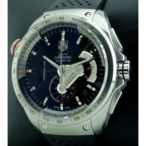 Grand Carrera Chrono Calibre 36, ref.CAV5115, full set
