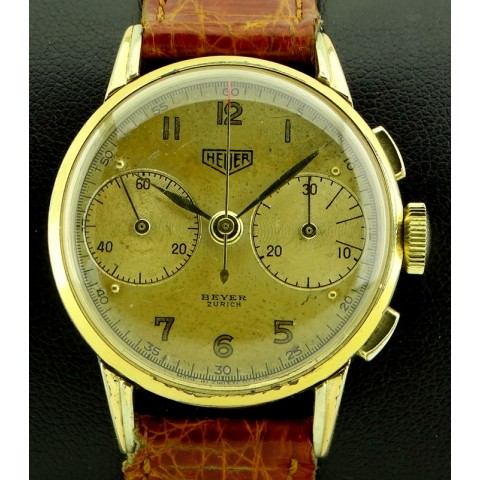Plated Vintage Chronograph from sixties